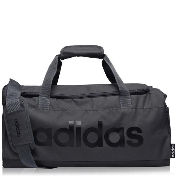 adidas Linear Small Duffle Bag | Bags | SportsDirect.com U