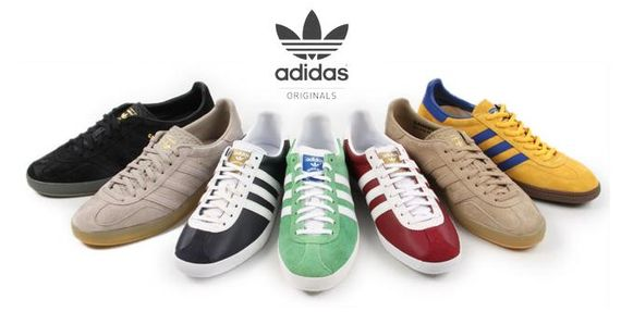 Adidas Originals Trainers - Style N