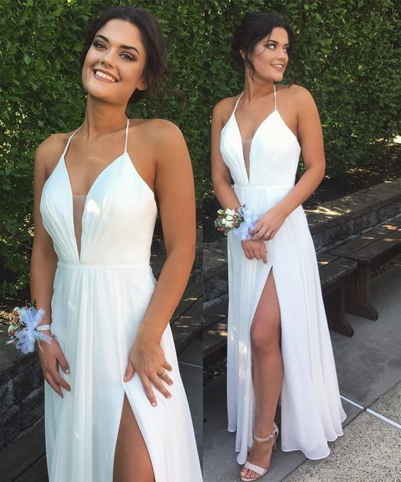 Charming prom dress, long prom dress, new prom dress, affordable .