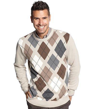 Argyle Sweaters