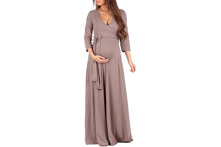 Baby Shower Dresses: 35 Best Maternity Dresses For Baby Show