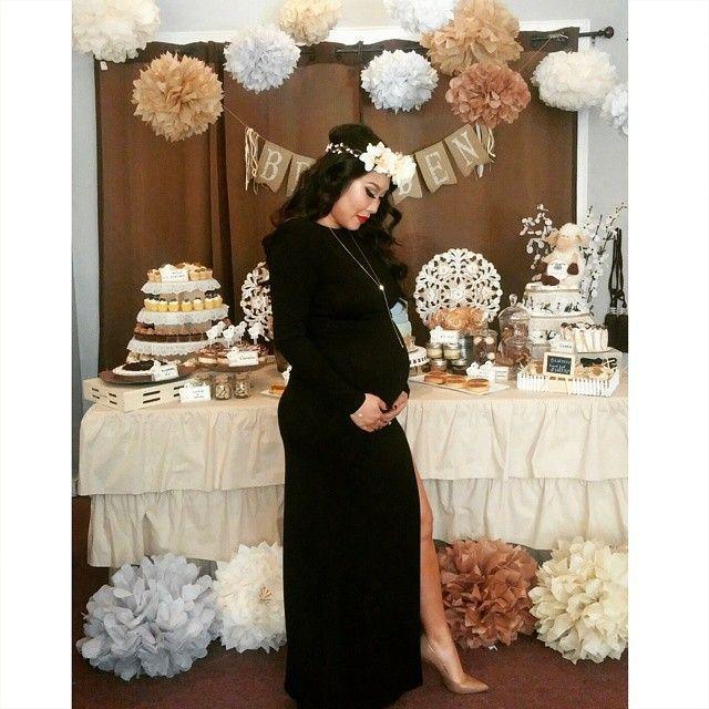 75 Stylish Baby Shower Dresses   Baby shower dresses, Baby shower .