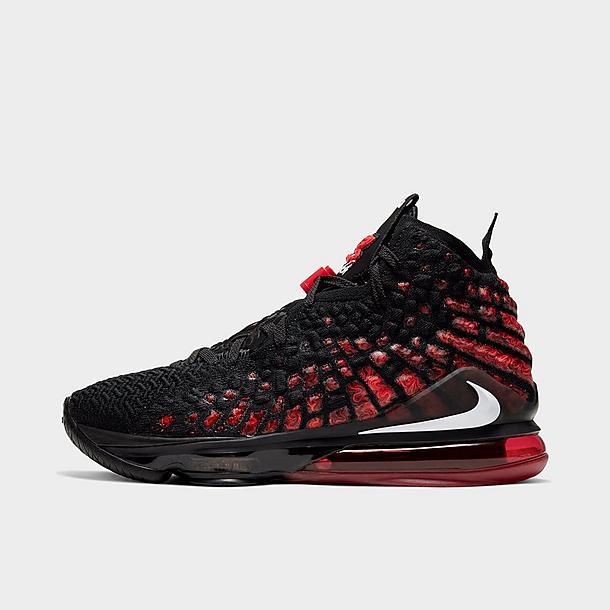 Men's Nike LeBron 17 Basketball Shoes  Finish Li