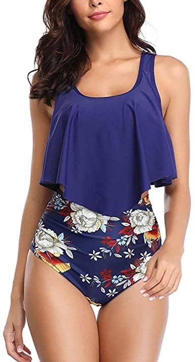 Amazon.com: Bikini Bathing Suits for Women Two Piece Swimsuit .