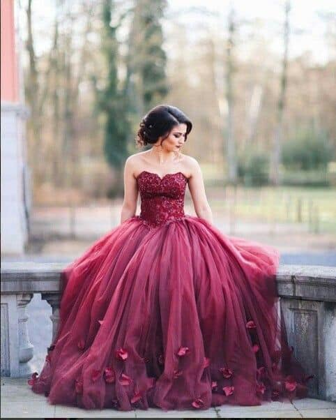 15 best ball gown prom dresses to get inspiration from - cute .