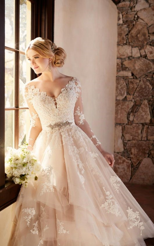 Top Wedding Gown Styles for the Midwest Bri