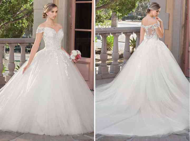 The Best Wedding Dresses for Your Body Type - WeddingWi