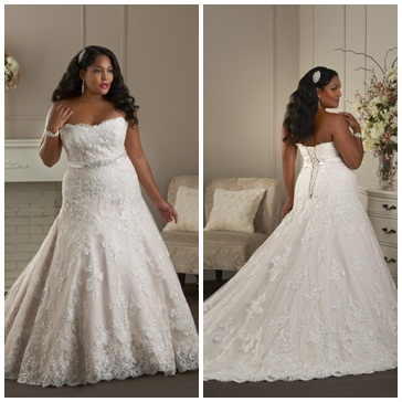 Tips For Buying Plus Size Wedding Gow