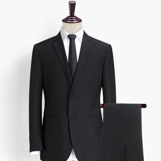 Bulk Formal Black Coat Pant Men Suit For Wedding - Buy Coat Pant .