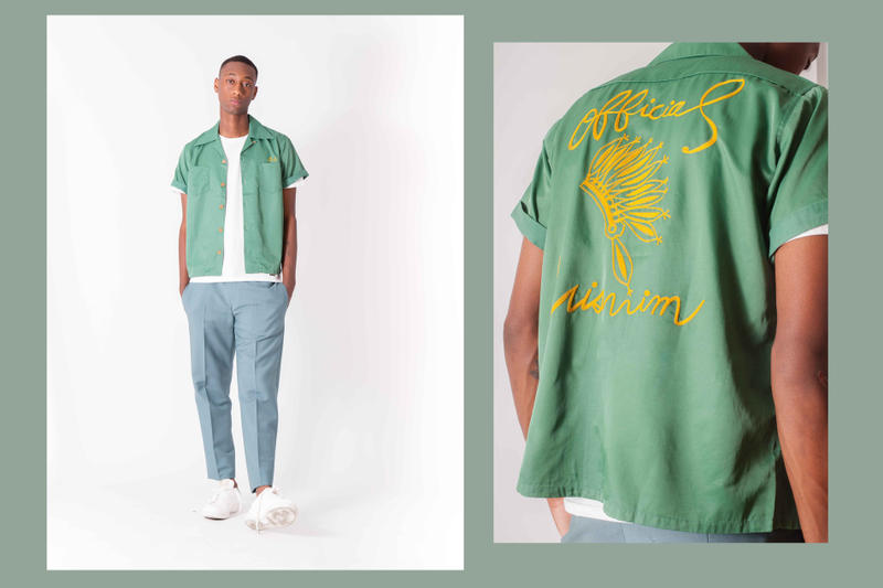 visvim 2016 Spring/Summer Hawaii Bowling Shirt | HYPEBEA