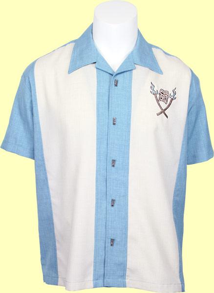 Daddy-O's Bowling Shirts - Retro & Custom Bowling Shir