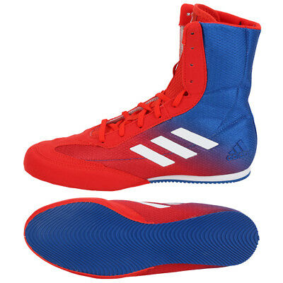 Adidas Box Hog Plus Boxing Shoes (DA9896) Boxer MMA Ring Sparring .
