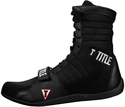 Amazon.com: Title Boxing Ring Freak Boxing Shoes: Sho