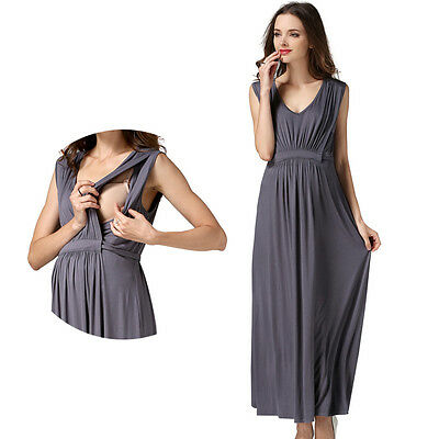 Party Maternity Dresses Breastfeeding Clothes Nursing Dress For .