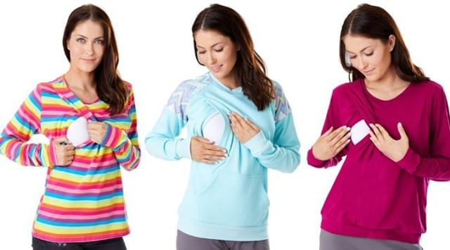 LOVE these breastfeeding tops! Remember as part of breastfeeding .