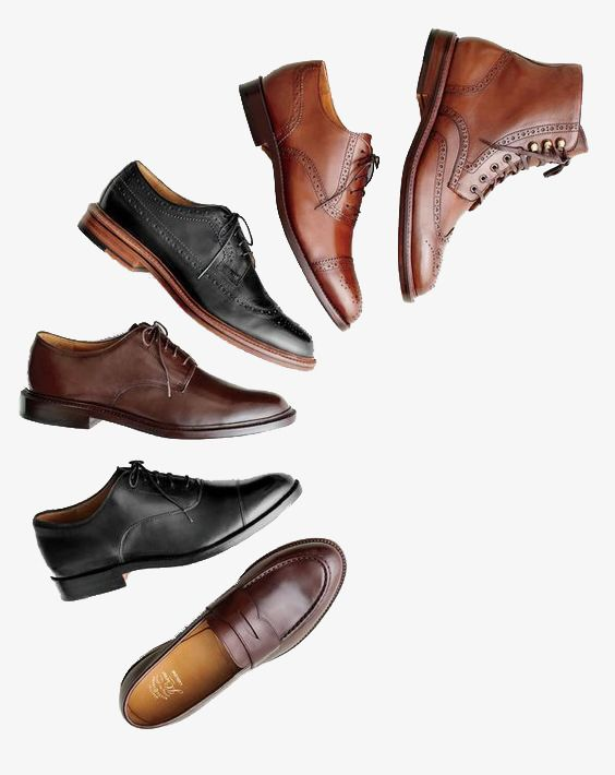 Business Mens Shoes, Business Clipart, Shoes Clipart, Brown Shoes .