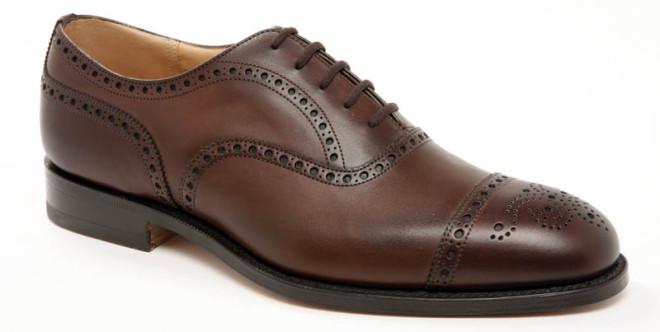 Brown Vs Black Shoes   Men Style Ti