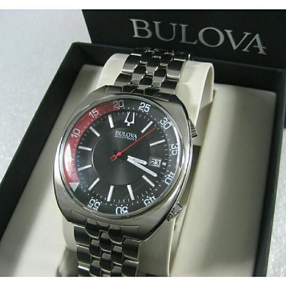 Bulova Accessories | Brand Nwt Accutron Ii Stainless Watch | Poshma