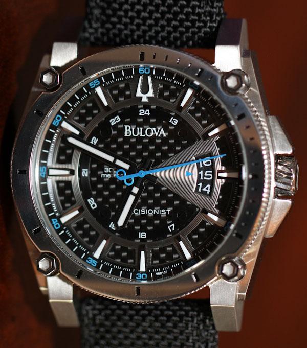 Bulova Precisionist Champlain 96B132 Watch Review | aBlogtoWat