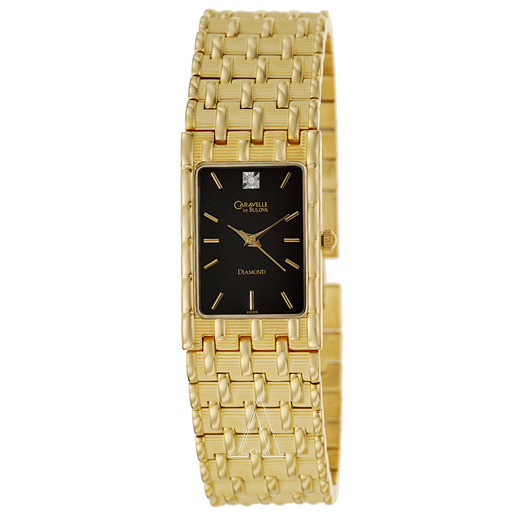 Buy Caravelle Diamond Men's Watch 44D09- Ashford.c