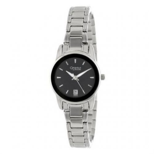 Caravelle by Bulova Ladies Stainless Steel Watch | Parker Jewele
