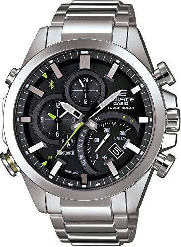 Amazon.com: CASIO Men's Watch EDIFICE BLUETOOTH SMART .