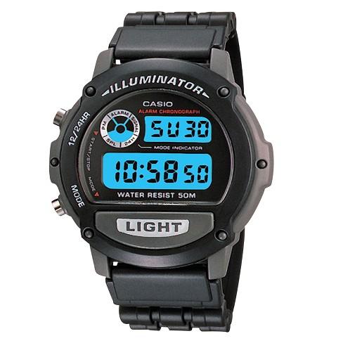 Men's Casio Digital Sport Watch - Black (W87H-1V) : Targ