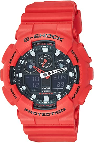 Amazon.com: Casio Men's XL Series G-Shock Quartz 200M WR Shock .