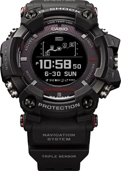 Casio G-Shock Rangeman GPRB1000 Multifunction Watch | REI Co-