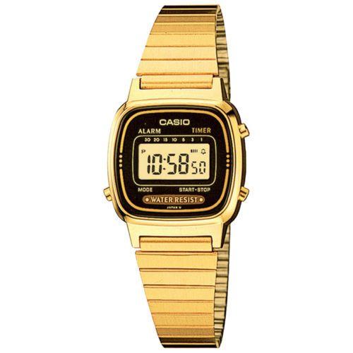 Details about Casio Original Classic Ladies Digital Watch In Retro .