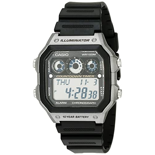 Casio Illuminator Watches: Amazon.c