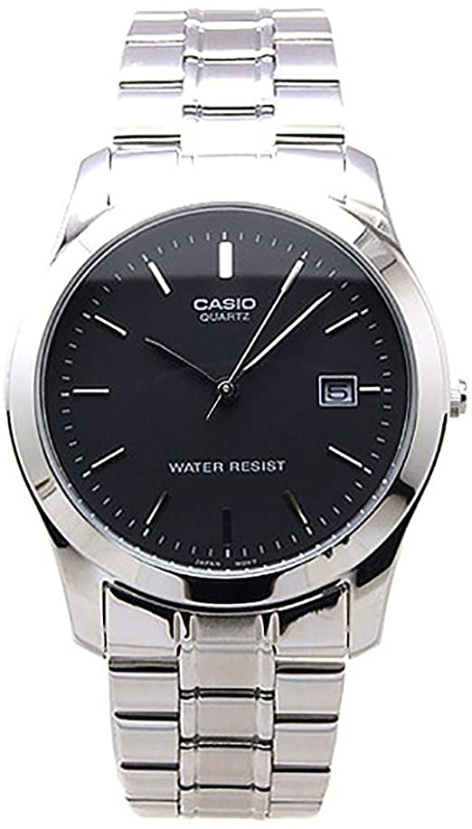 Amazon.com: Casio General Men's Watches Metal Fashion MTP-1141A .