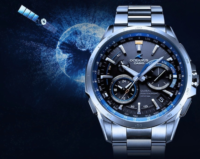 Casio Oceanus OCW-G1000 – WatchFaces for Smart Watch