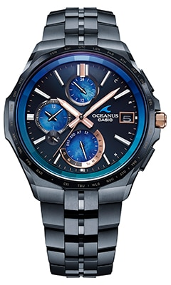 Casio to Release Slimmest Ever OCEANUS Watch