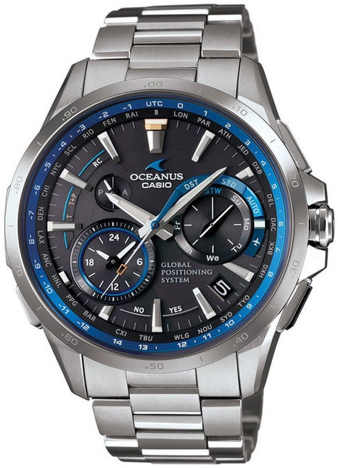Casio GPS Oceanus OCW-G1000B-1AJF - Shopping In Japan N