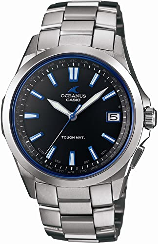 Casio Oceanus Watches