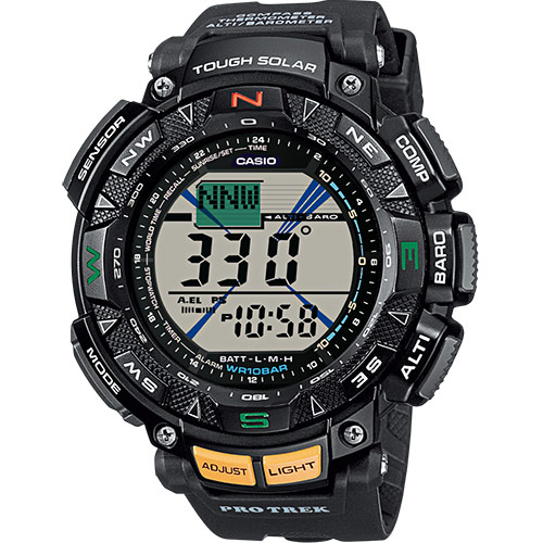 PRG-240-1ER | PRO TREK | Watches | Products | CAS