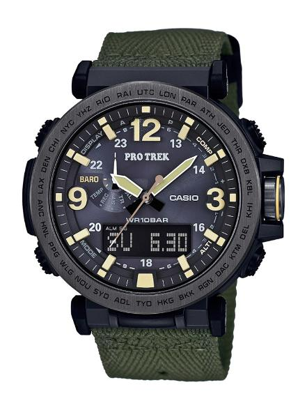 Casio Protrek Watches