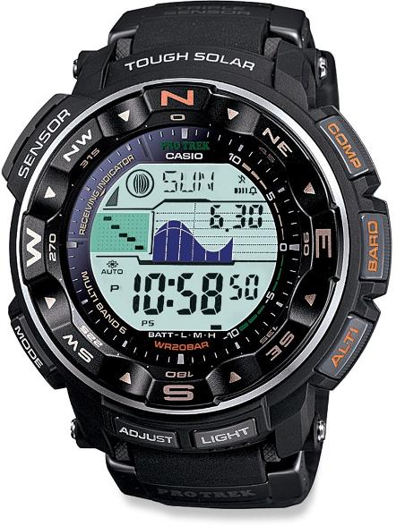 Casio Pro Trek PRW2500 Multifunction Watch | REI Co-