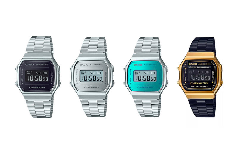 Casio Vintage Collection 2018 New Watches | HYPEBEA