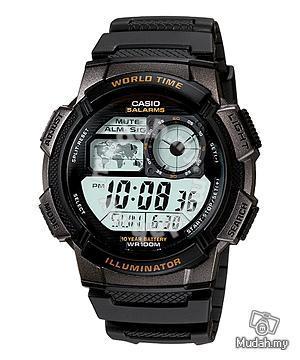 Casio AE-1000W-1AVDF Original Genuine Watch - Watches .
