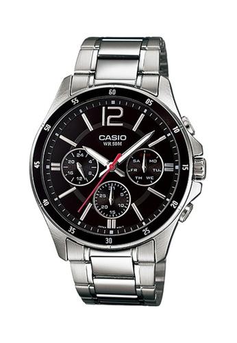 Buy Casio Casio Watch For Men MTP-1374D-1AVDF for man Online .