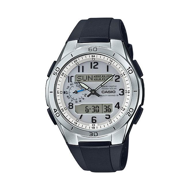 Liberalization: CASIO wave ceptor Casio Waveceptor watch [radio .