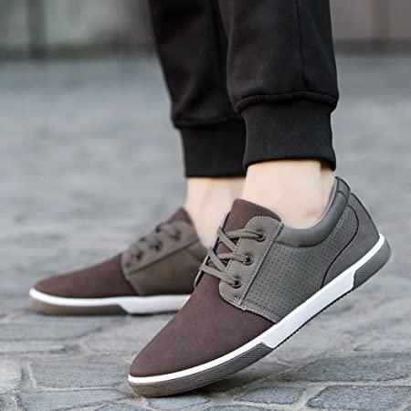 Amazon.com: Flat Shoes Mens,Hemlock Men's Casual Shoes Sport Shoes .
