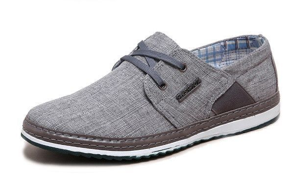 Mens Trendy Low-Top Casual Shoes   Mens fashion shoes, Sneakers .