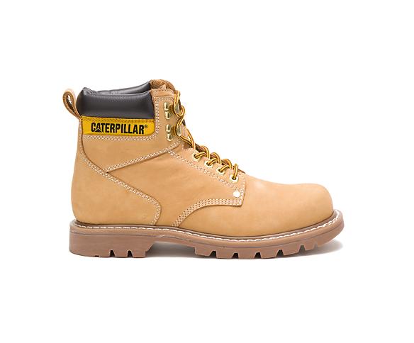 "Men - Second Shift Work Boot - 6"" Boots | CAT Footwe"
