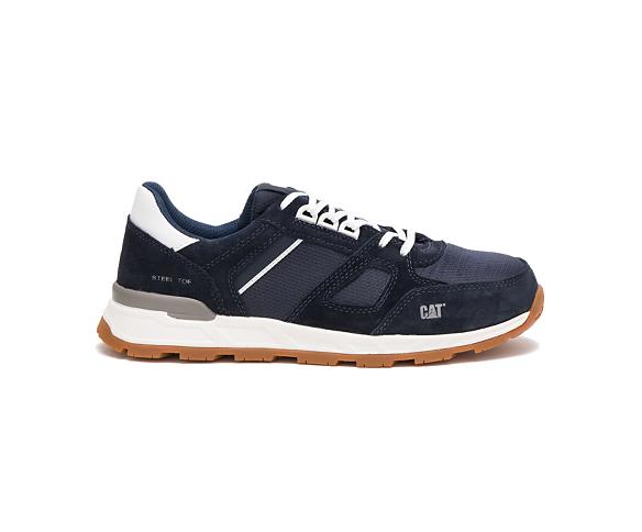 Men - Woodward Steel Toe Work Shoe - Sneakers | CAT Footwe