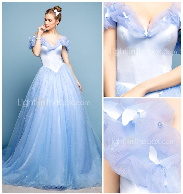Cheap Cinderella Prom Dresses – Fashion dress