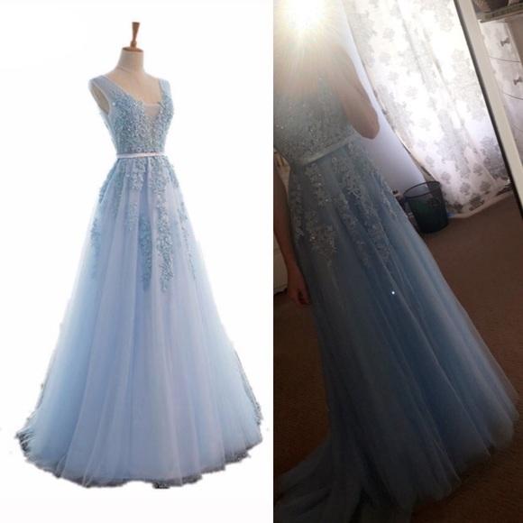 TDR Boutique Dresses   Cinderella Prom Dress   Poshma