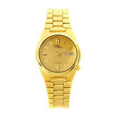 Citizen Automatic NH6422-51P Mens Gold Watch Model - NH6422-51P .